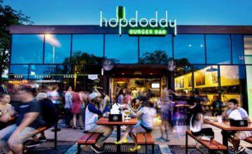 Hopdoddy Burger Bar Menu Prices