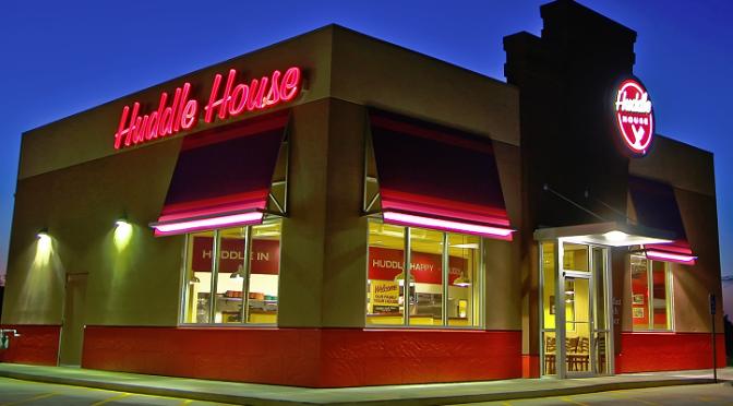 Huddle House Menu Prices