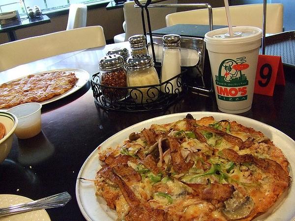 IMO's Pizza Menu Prices