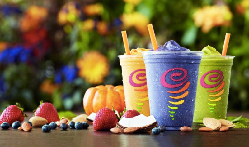 Jamba Juice Menu Prices