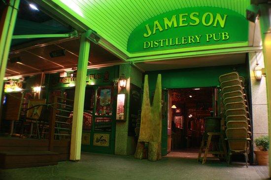 Jameson's Menu Prices