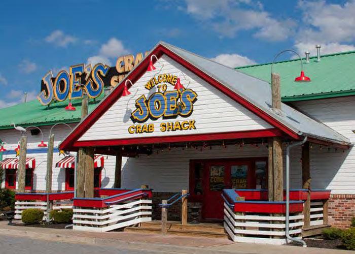 Joe's Crab Shack Menu Prices