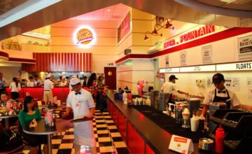 Johnny Rockets Menu Prices