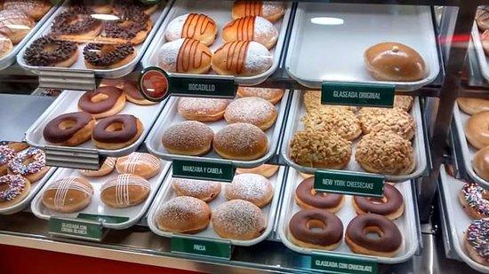 Krispy Kreme Menu Prices
