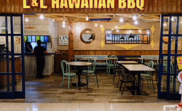 L&L Hawaiian Barbecue Menu Prices