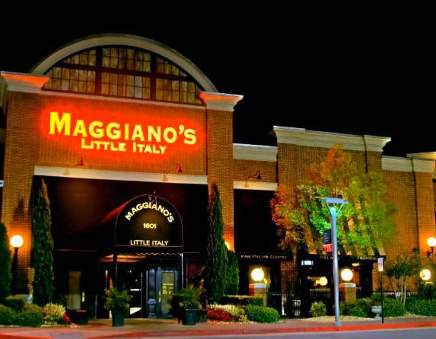 Maggiano's Little Italy Menu Prices
