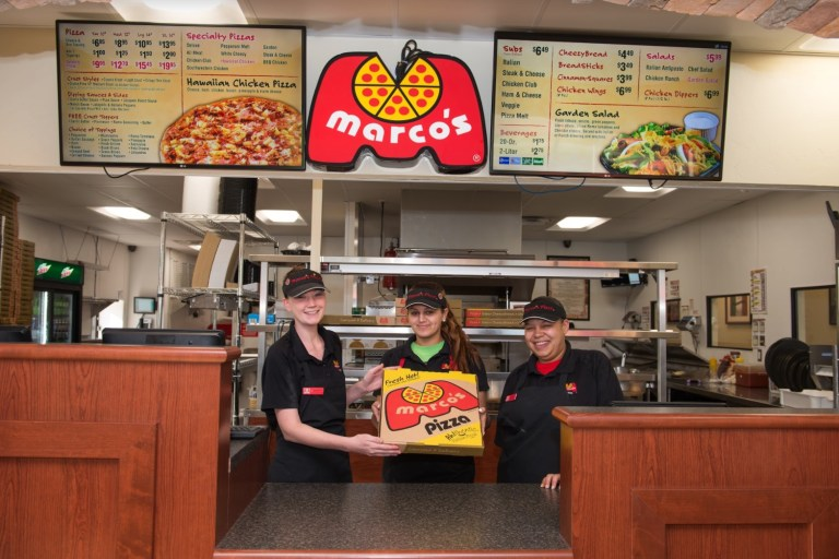 Marco's Pizza Menu Prices