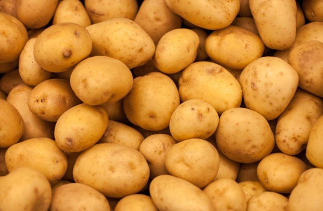 Potatoes are Gluten-Free