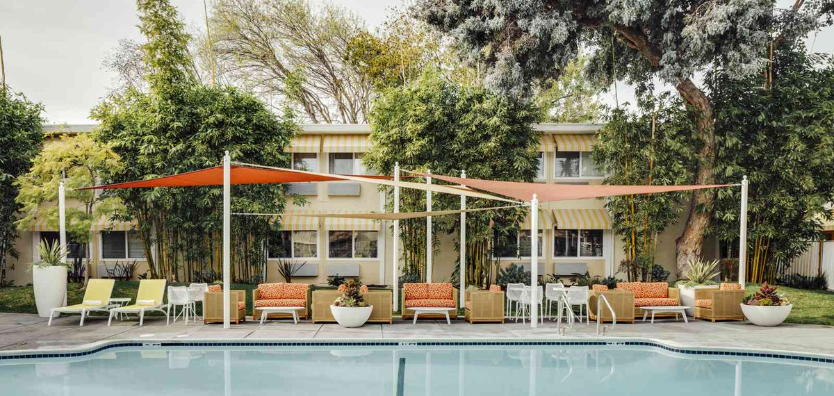 The Wild Palms Hotel, Sunnyvale