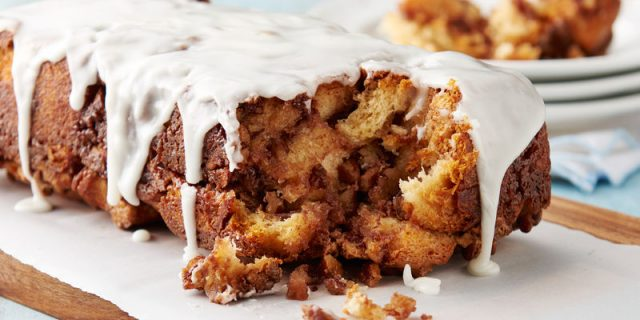 Maple Cinnamon Pecan Pull Aparts