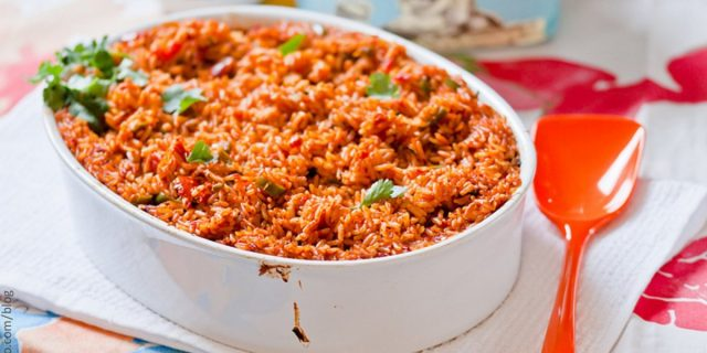 How To Prepare Nigerian Jollof Rice