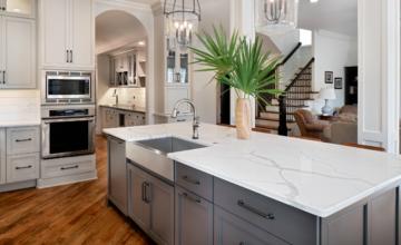 clean up your kitchen appliances