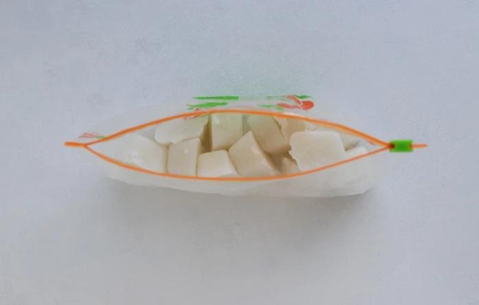 freeze coconut milk