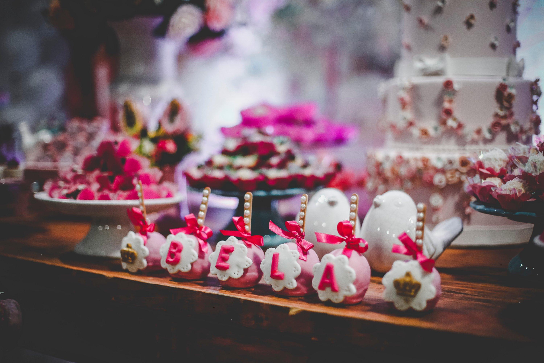 Baby Alphabet Cupcakes